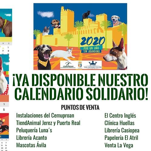 2020 Solidarity calendar