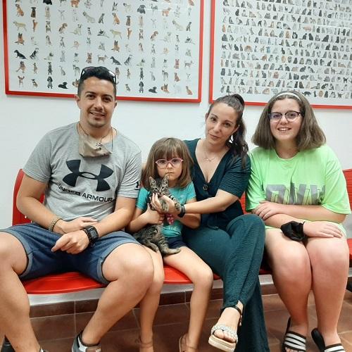 ¡Carioca adoptada!
