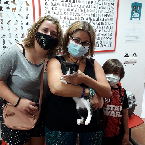 Interview with Luisa, Ory's adopter