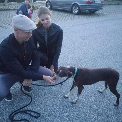 ¡Kalinka adoptada!