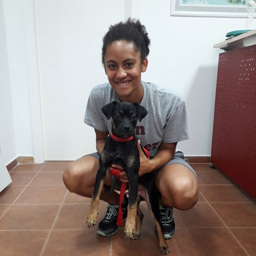 ¡Kili adoptado!