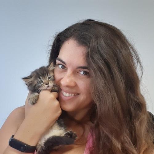 ¡Kily adoptada!
