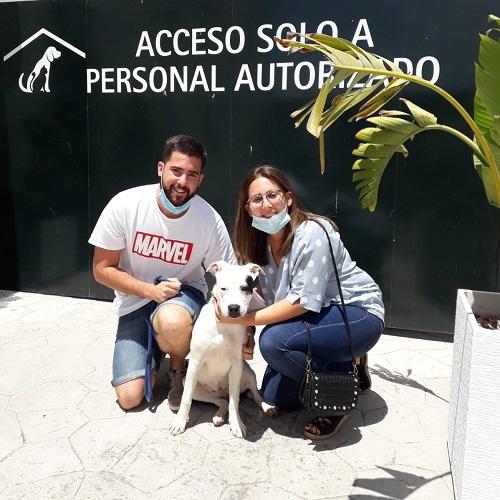¡Marieta adoptada!