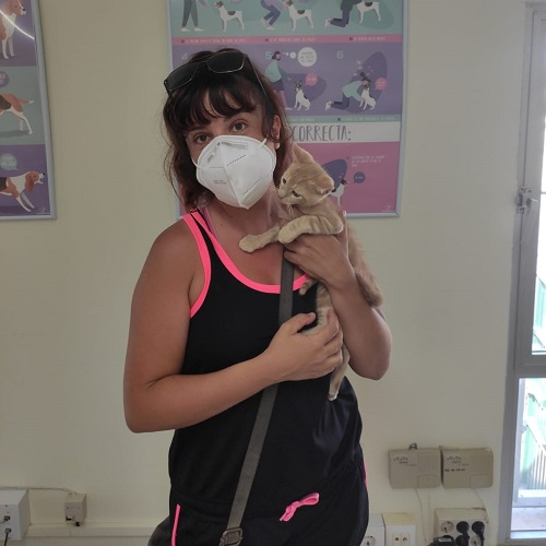 Melo adopted!