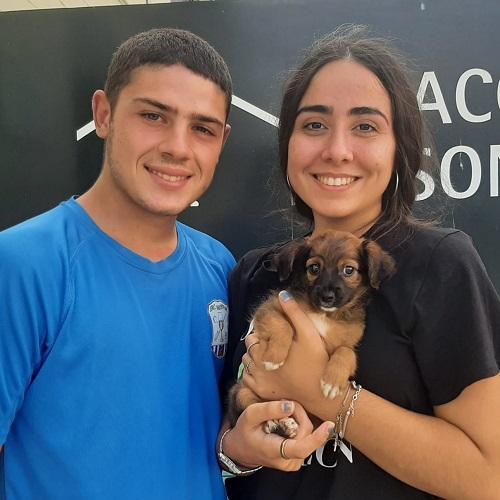 ¡Ranita adoptada!