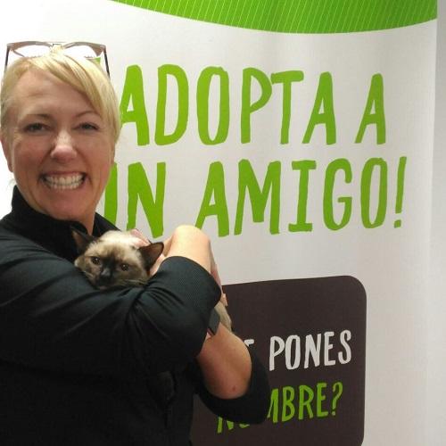 ¡Ruby adoptada!