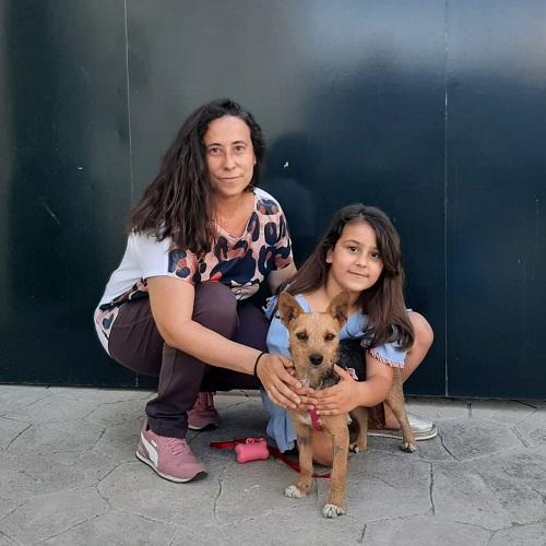 ¡Tahití adoptada!