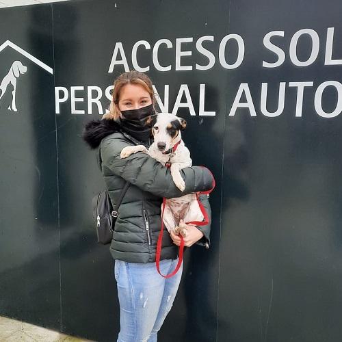 ¡Zahara adoptada!